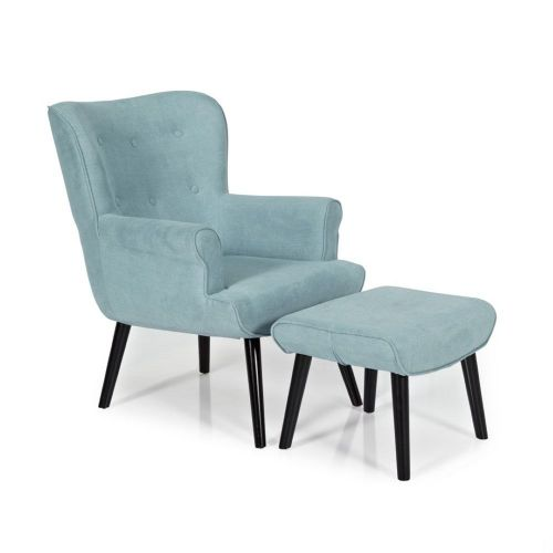 Ocassional Oban Duck Egg Occasional Chair